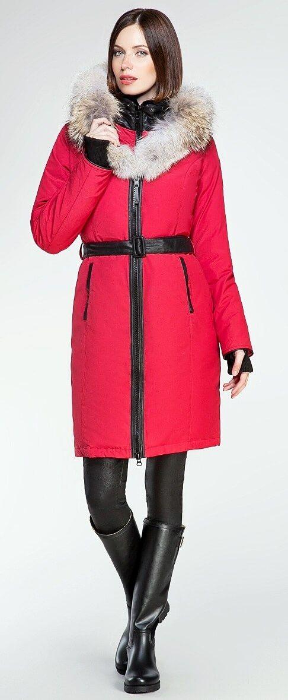 Regina parka Red | Made in Canada | Arctic Bay ®
