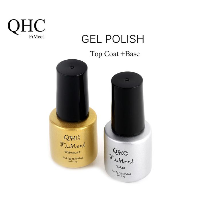 Nail Gel 1    Hot Sale QHC FiMeet  Top Coat   Base Coat Set UV Gel Nail Polish Foundation Set Long-Lasting Nail Gel Free Shipping * AliExpress Affiliate's Pin. Click the VISIT button to find out more