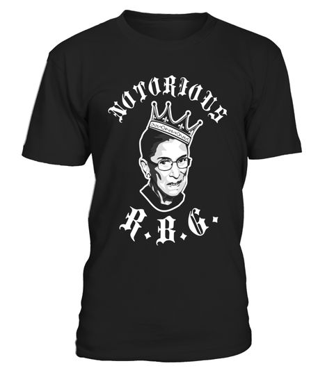 """# Funny Ruth Bader Ginsberg T-shirt - NOTORIOUS RBG shirt .  Special Offer, not available in shops      Comes in a variety of styles and colours      Buy yours now before it is too late!      Secured payment via Visa / Mastercard / Amex / PayPal      How to place an order            Choose the model from the drop-down menu      Click on """"Buy it now""""      Choose the size and the quantity      Add your delivery address and bank details      And that's it!      Tags: This funny RUTH BADER…"""