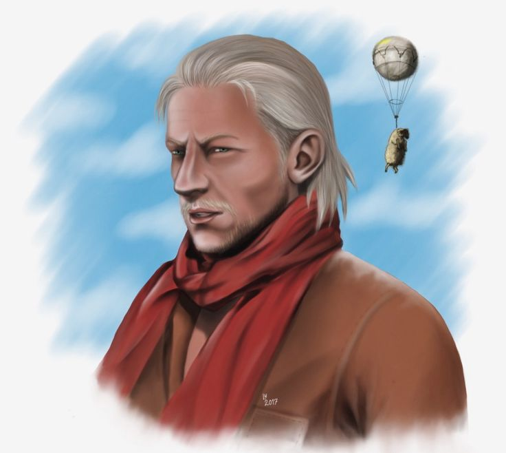 "(@candycandy362) ""It's Ocelot again, alright? #metalgearsolid #phantompain #mgsv #ocelot #shalashaska #revolver…"""