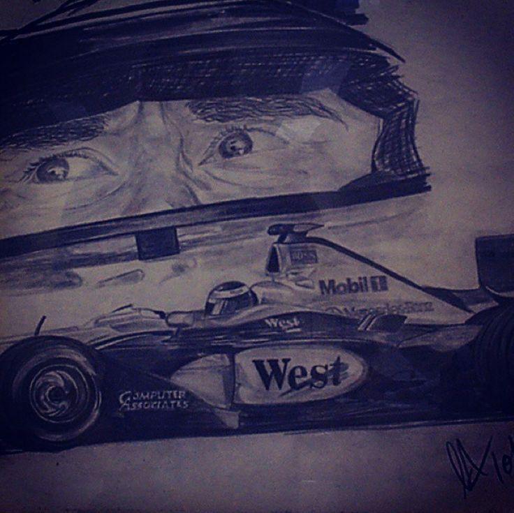 #MikaHakkinen #artistcommunity #growyouraudience #charcoal #McLaren #originalart www.motorart27.com #racingart #motorsportart #Formula1art #F1art #FormulaOneArt #racing #FormulaOne #Formula1 #racingart #CarsDesign #GillesVilleneuve #RacingPaintings #Posts #MotorsRacing #F1Artworks