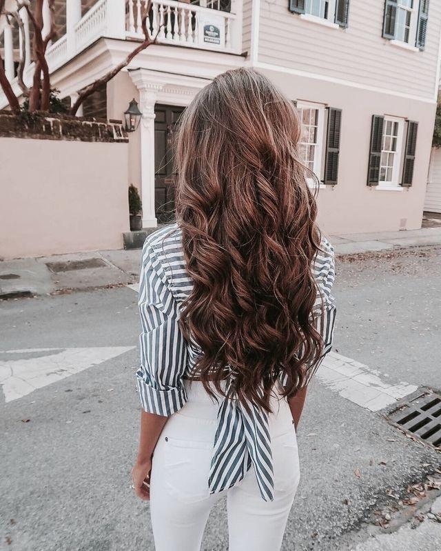 скажу, что фото длинных волос со спины приготовления этого