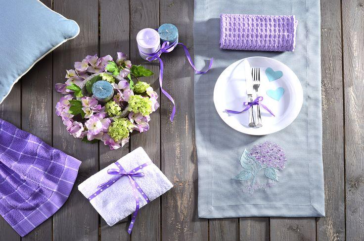 Весенний декор. Декоративные подушки и полотенца, салфетки и наскатерники (скатерть-дорожки) - весеннее настроение в Вашем доме.