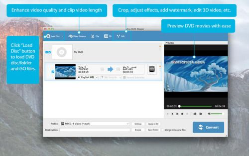 Any DVD Ripper-DVD to Video/Audio Extractor Video Productivity...: Any DVD Ripper-DVD to Video/Audio Extractor… #mac #Video #Productivity