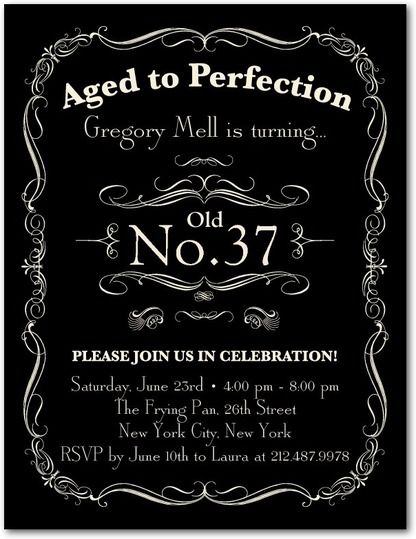 11 best 40th Birthday Party Invites images on Pinterest - best of birthday invitation adults