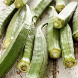 OKRA SEEDS - On Sale Now...by the Packet or in Bulk!