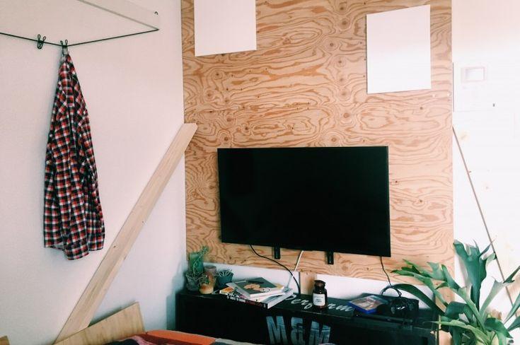 DIYでテレビ台をもっと自由に! 20のアイデアサンプル   DIYer(s)
