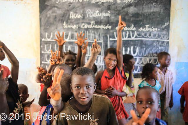 JACEK PAWLICKI - PICTURES: Guinea-Bissau, Ile de Canabaque, Bijagos Archipela...