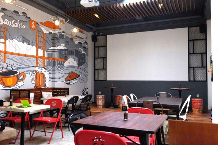 Jasa Mural, Jasa Lukis Dinding, Jasa Mural Restoran, Jasa Mural Cafe, Mural Cafe, Jasa Mural Bekasi, Jasa Lukis Dinding Bekasi