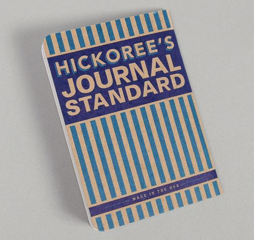 HICKOREE'S JOURNAL STANDARD NOTEBOOK :: HICKOREE'S