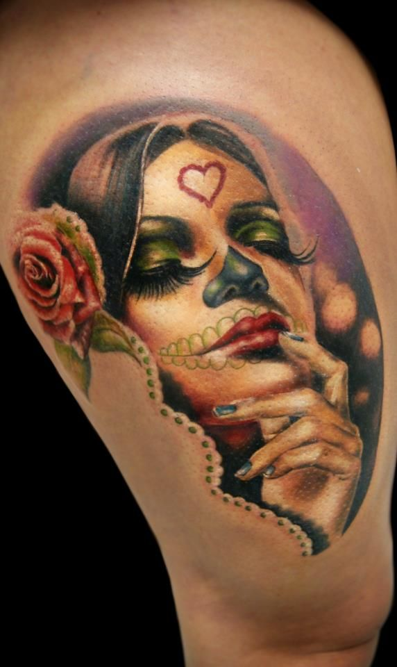 17 best images about kat von d tattoos on pinterest for How to get tattooed by kat von d