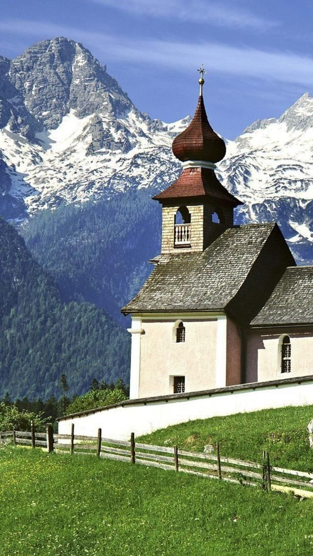 Austria. I want to run through the hills singing..'the hills are alive with the sound of music'...corny, but it's on my bucket list.
