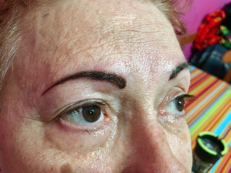 #tatuaggioestetico #sopracciglia #tatuaggio #estetico #dermopigmentazione #viso #truccopermanente