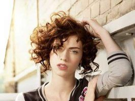 Most Beloved 15 Cute Hairstyles for Short Curly Hair