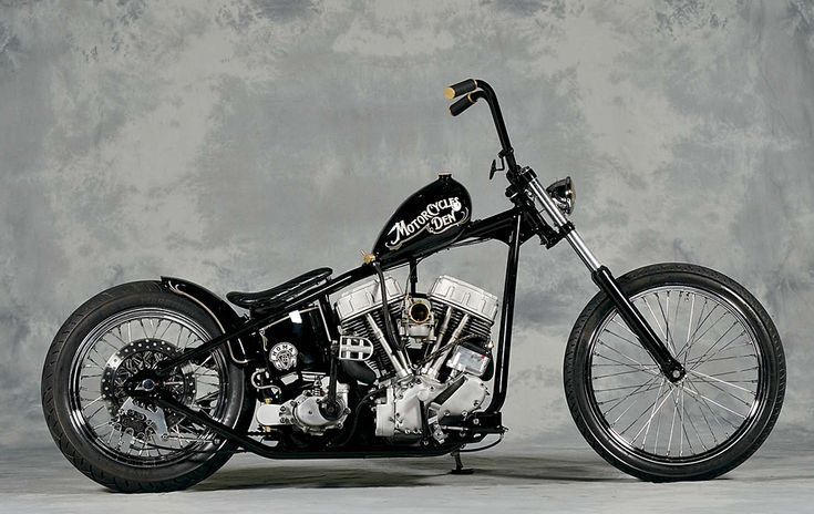1963 PAN HEAD / MOTORCYCLES DEN|ハーレーカスタム・ウェブマガジンHOTBIKE JAPAN.com