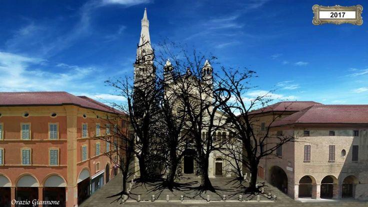 Duomo di modena Contatore storico