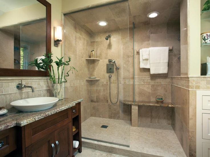 Sophisticated Bathroom Designs | Bathroom Design - Choose Floor Plan & Bath Remodeling Materials | HGTV