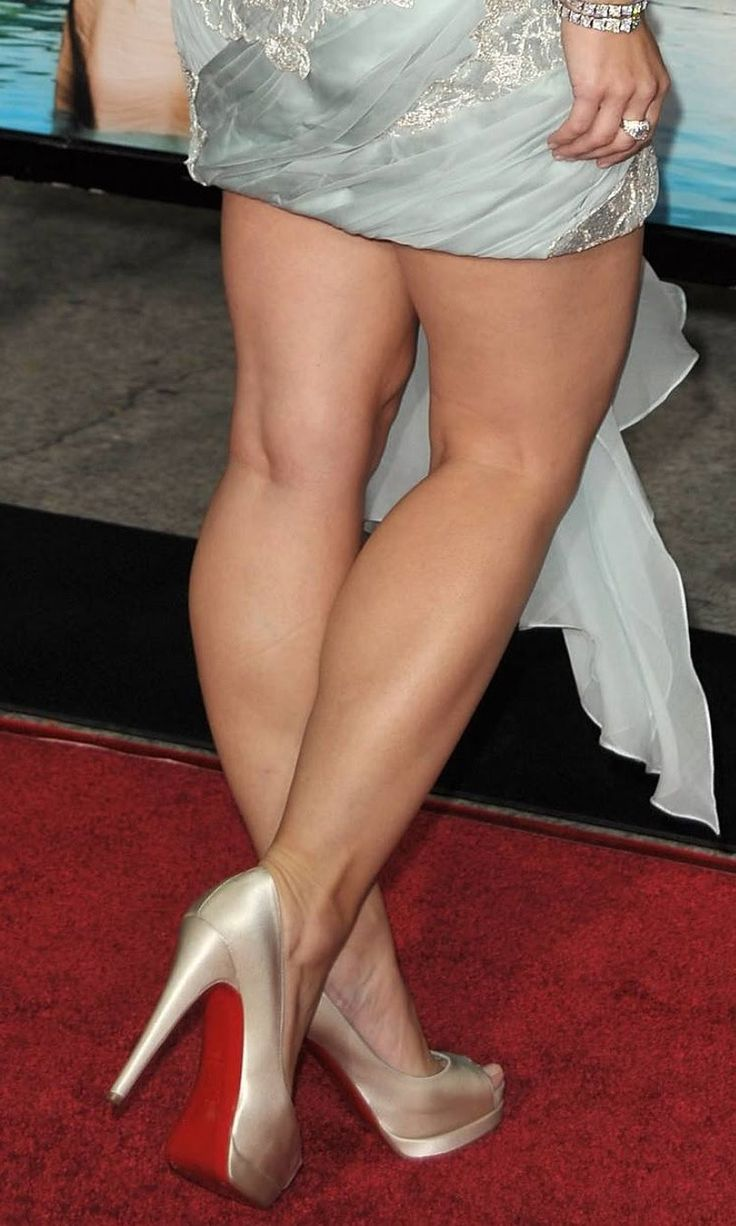 A Tribute To Kristen Bell Sexy Legs In High Heels  Most -6023