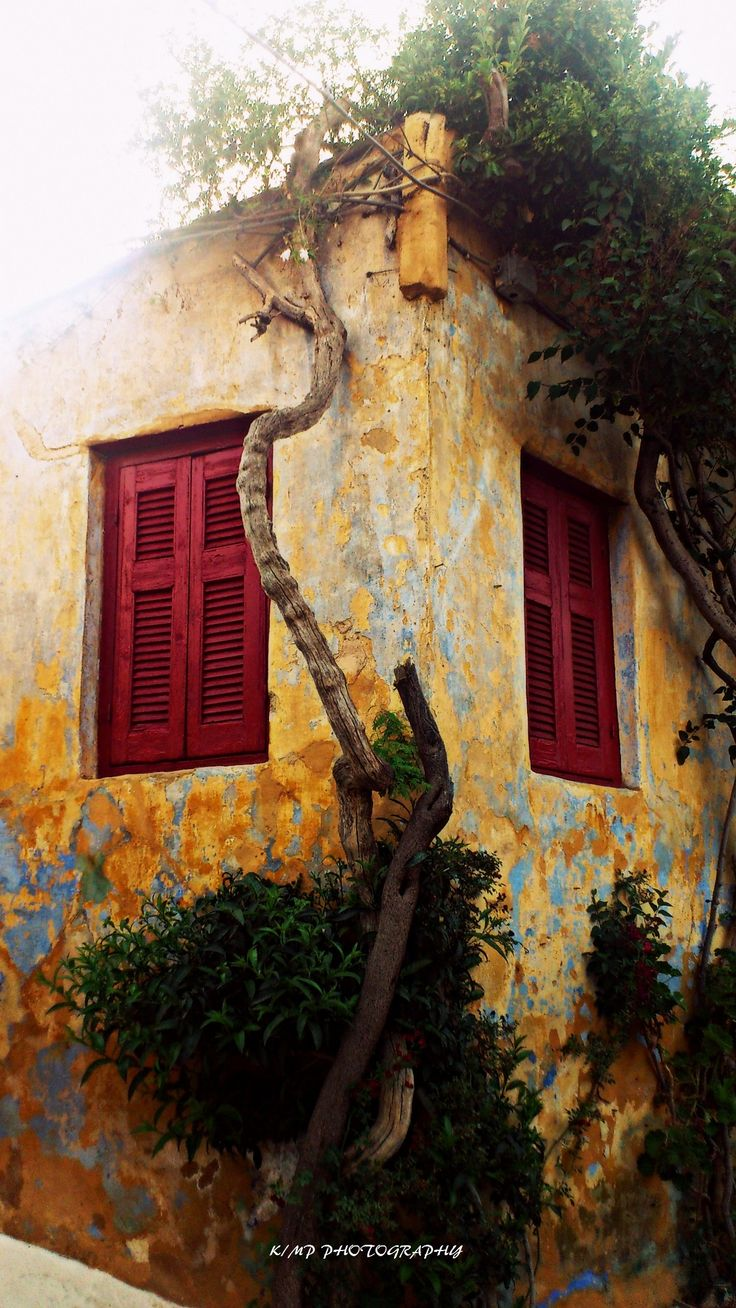 Anafiotika - Athens, Greece