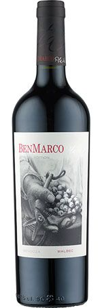 Ben Marco Malbec 2013, Dominio del Plata, Mendoza In 1999, as a result of her need to express her love and dedication to viticulture and winemaking, Susana Balbo of Dominio del Plata started her own winery project in Mendoza. The grapes are handpicke http://www.MightGet.com/january-2017-12/ben-marco-malbec-2013-dominio-del-plata-mendoza.asp