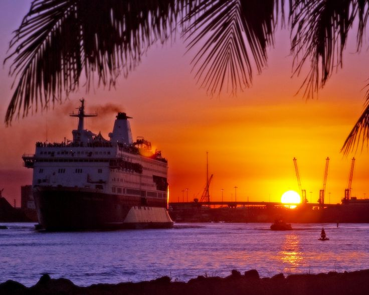 Sunset Cruise by DASEye thank you everyone who views my images for