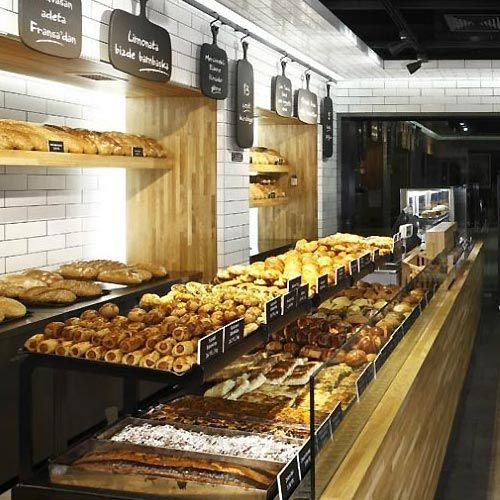 In Design Magz: THE BEST TRADITIONAL BAKERY SHOP DESIGN IDEAS