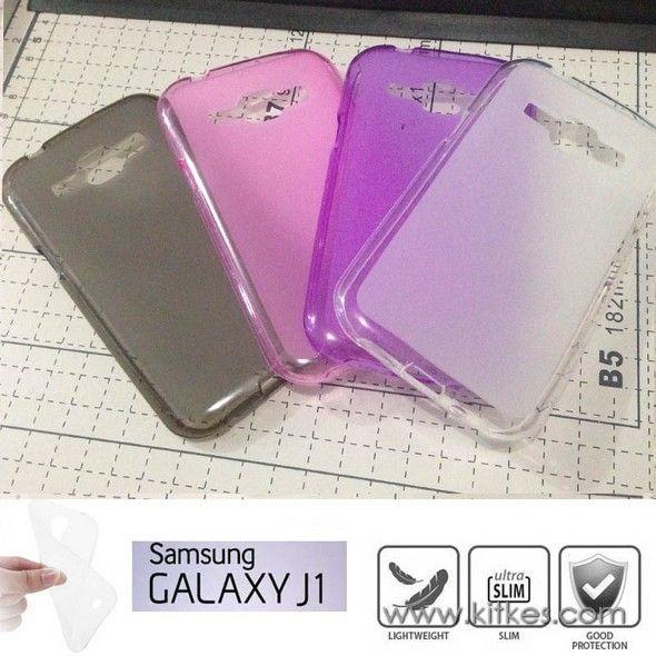 Matte TPU Soft Case Samsung Galaxy J1 - Rp 50.000