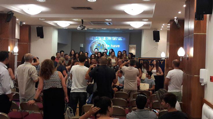 Ροταριανός όμιλος Κω: Βράβευση αριστούχων αποφοίτων όλων των Λυκείων του νησιού, στο ξενοδοχείο Κως, Σάββατο 30/6. #koshotel #kos #kosisland
