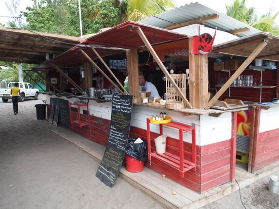 Le Petibonum, Gourmet French-Creole on the Beach, Martinique