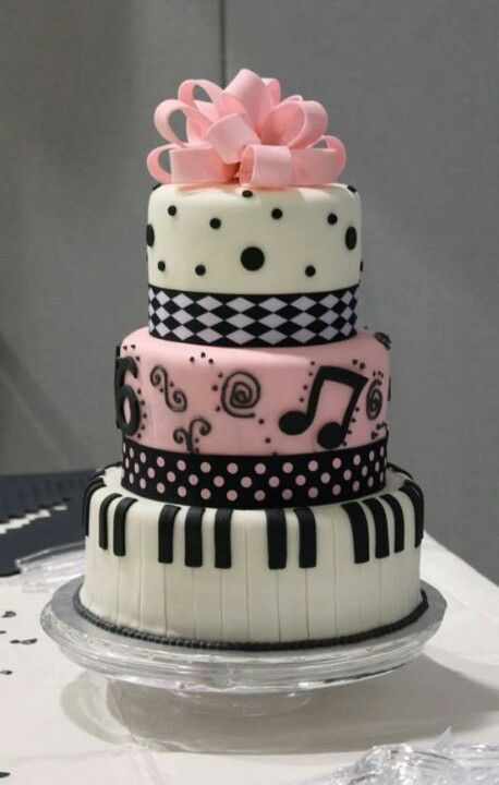 i know someone who would love this cake