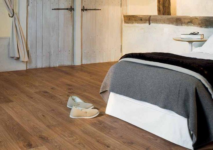 #Parquet #Laminado #QuickStep Roble White Medio en Planchas Elite UE 1492  #Decor #Interiordesign #Home #Mataro #Barcelona www.decorgreen.es