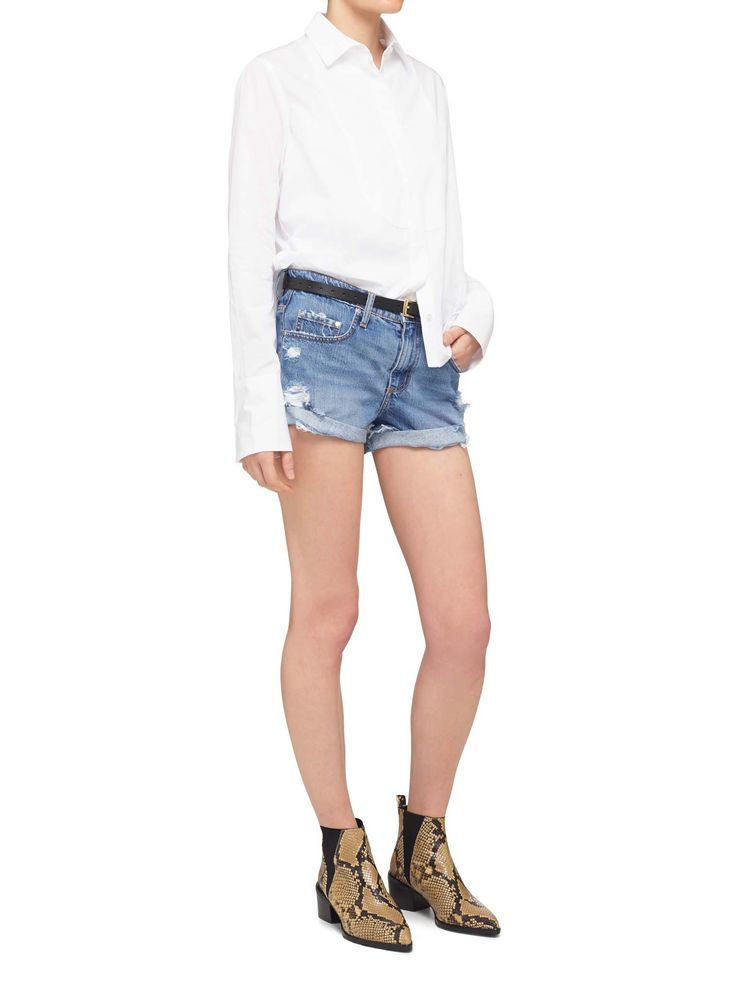 Nobody Denim - Boho Shorts - Angellic