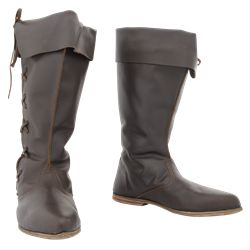 Knee Length Medieval Shoes - GB1165 by Medieval Collectibles  $179.00  Torvold?