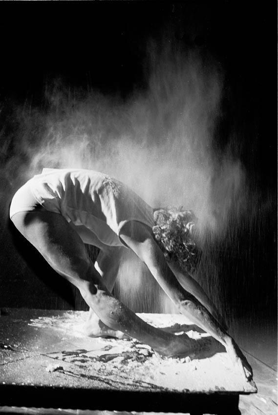 Modern Dans Topluluğu Akdeniz Fotoğraf Çekimi / Modern Dance Theatre