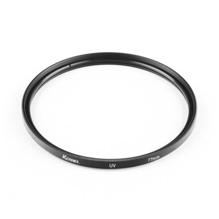 New Kernel UV 77mm Ultra-Violet Filter Lens Protector For Nikon Canon Samsung #Kernel