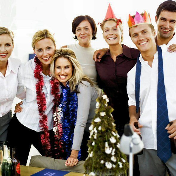 Corporate Christmas Party Idea: 1000+ Ideas About Office Christmas Party On Pinterest