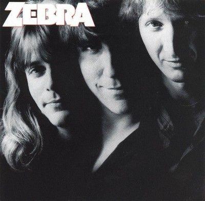 Zebra/Randy Jackson - Zebra (CD)