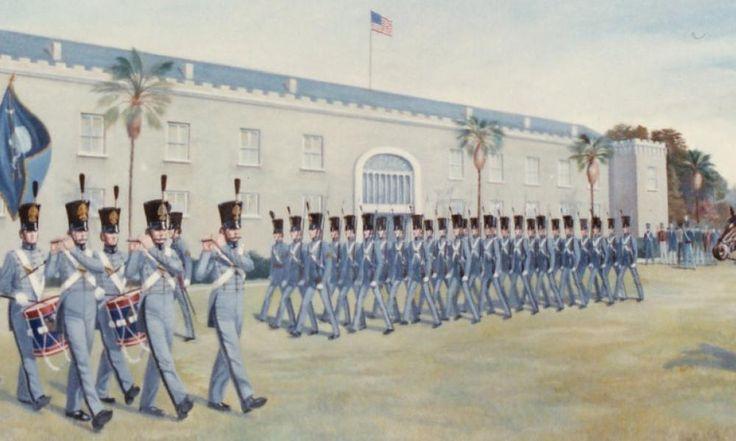 The Citadel   Marine Corps Association