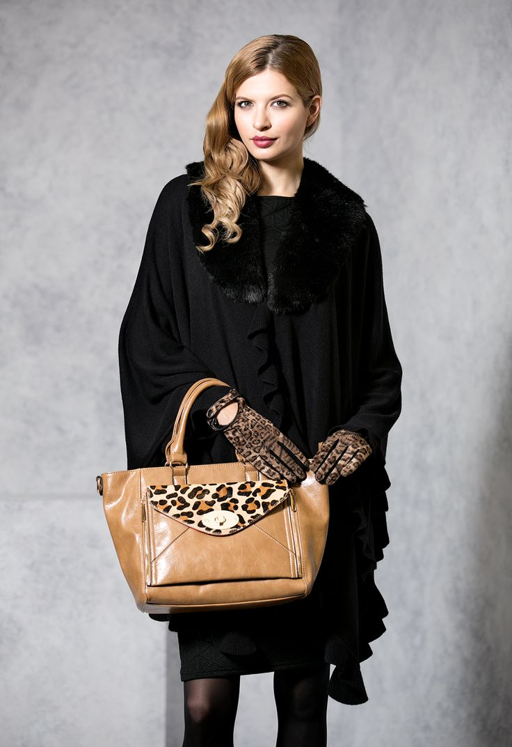 Audrina Wrap, Theo Glove & Henley Bag. Available to order or top up accessories stock from our trade only website www.piarossini.com.