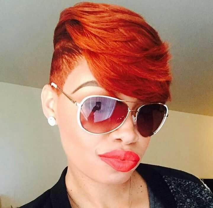 This Cut And Color Is Absolutely Gorgeous With Her Shade