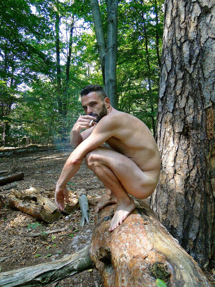Me Naked In The Woods Photographer Kiko Dionisio Produced -6083