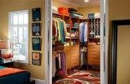Master Closet Organization and Layout