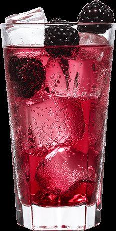 Pimm's Blackberry and Elderflower Sundowner | Pimm's Cocktail Recipes - The Bar
