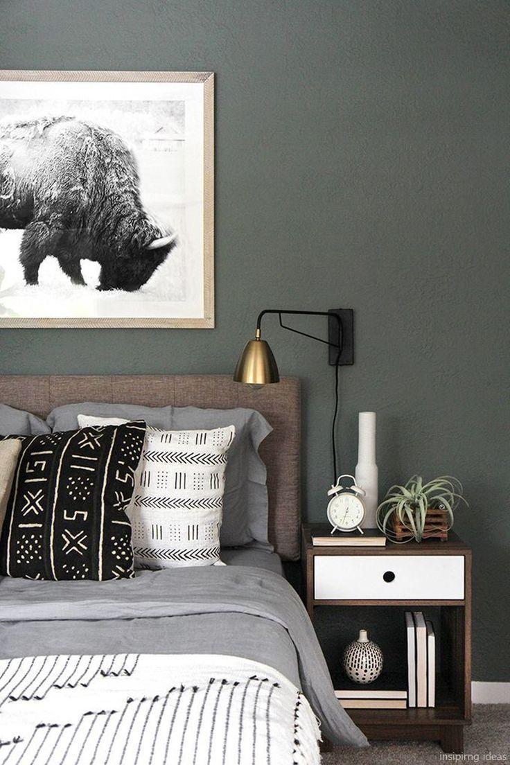Coole 77 Minimalistische Diy Schlafzimmer Deko Ideen Roomaholic