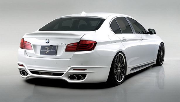 2017 BMW 5 series - release date