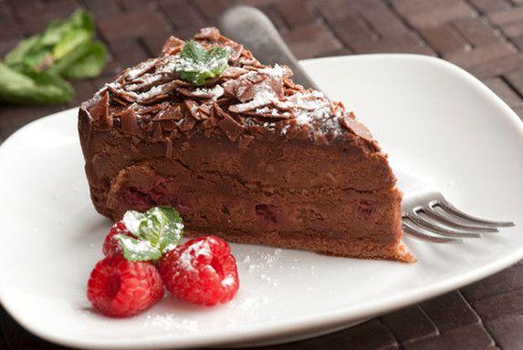 Čokoládový dezert zpohankové mouky od Danči Hájkové.Čokolády se nemusíš vůbec bát! Bavíme se samozřejmě o kvalitní čokoládě! Pokud si koupíš nějaký čokol