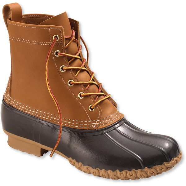 l l bean s bean boots by 8 quot thinsulate 139