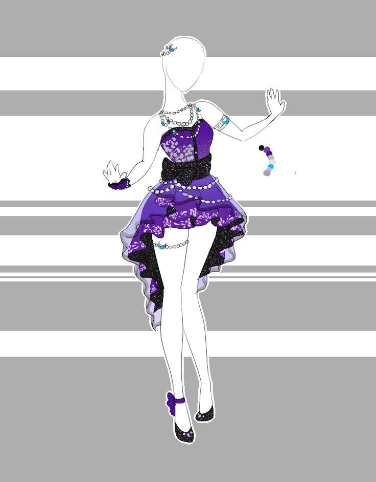 .::Outfit Adoptable 34(CLOSED)::. by Scarlett-Knight.deviantart.com on @DeviantArt