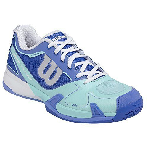Womens Rush Pro 20 Women's Tennis and Racquet Sports Shoes Shoes Dark Peri Blue and Mint Ice *** For more information, visit image link.(This is an Amazon affiliate link)