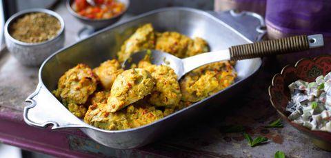 Murgh Tandoori (mariniertes Hähnchen aus dem Ofen)